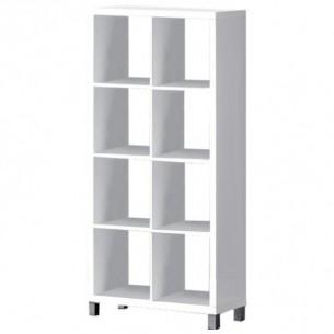 Dulap biblioraft, alb, TOFI...