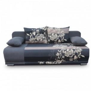 Canapea extensibila, gri...