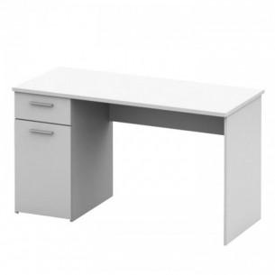 Masa de birou, alba, EGON
