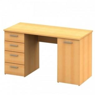 Masa de birou, fag, EUSTACH