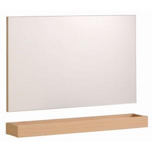 Oglinda OSLO 80 in stil Modern,din PAL furniruit,culoare Natur-stejar