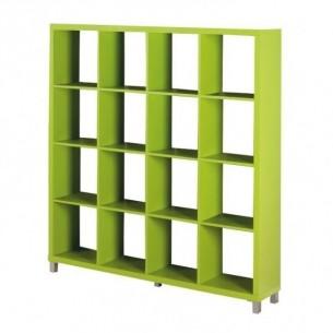 Etajera, verde, TOFI 6 NEW