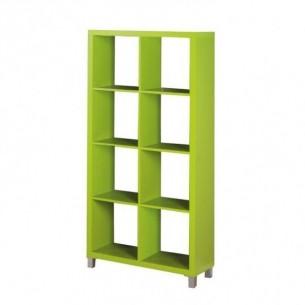 Etajera, verde, TOFI 3 NEW