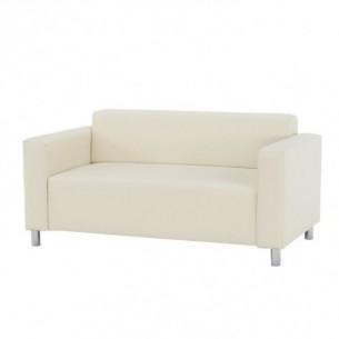 Canapea 2 locuri, piele...