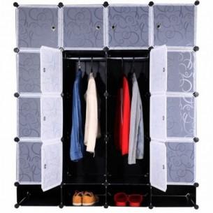 Dulap garderoba, plastic,...
