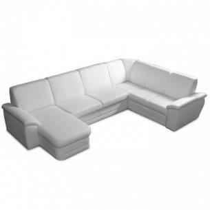 Set canapea in forma de U,...