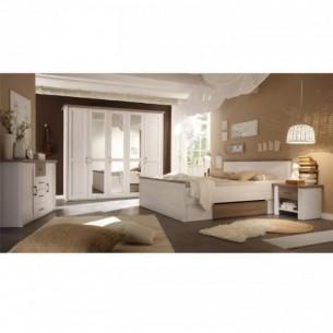Set dormitor LUMERA  (pat,...