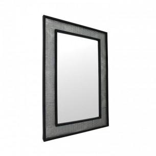 Oglinda, argint/negru,...