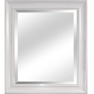 Oglinda, rama alba, MALKIA...