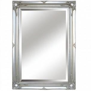 Oglinda, rama argintie,...