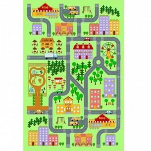 Covor, multicolor, 130x200,...