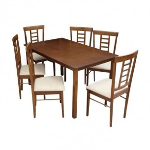 Set dining 1si6, material...