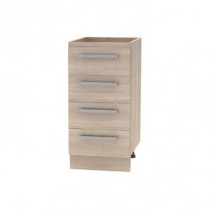 Cabinet inferior cu 4...