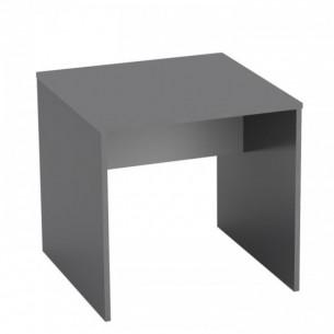 Masa de birou, grafit/alba,...