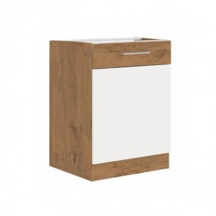Cabinet inferior, alb extra...