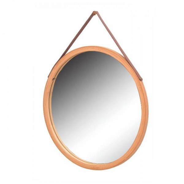 Oglinda, bambus natural, LEMI 1