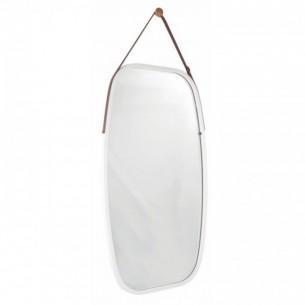 Oglinda, bambus alb, LEMI 3