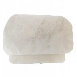 Patura de blana, alb,...