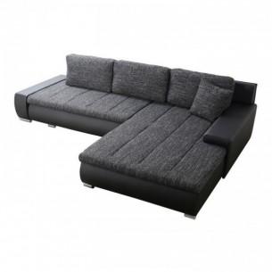 Set canapea, negru/negru...