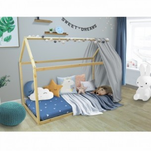 Montessori pat, lemn de...