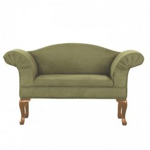 Canapea, verde/stejar...