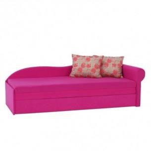 Canapea extensibila, roz,...
