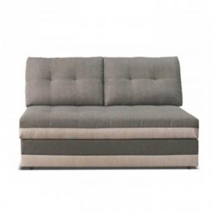Canapea cu 2 locuri, gri...