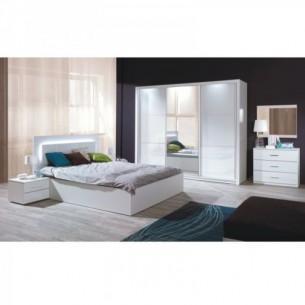 Set dormitor (dulap + pat...