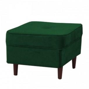 Taburet modern, verde/nuc,...