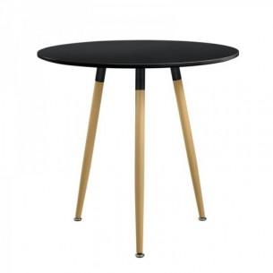 Masa design rotund - fi 80...
