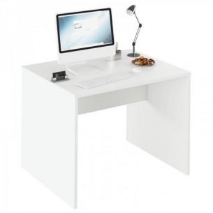 Masa de birou, alb, RIOMA...