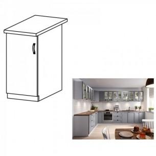 Cabinet inferior, gri...