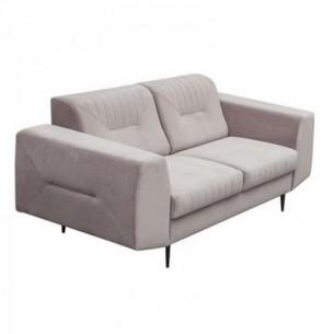 Canapea cu 2-locuri, gri...