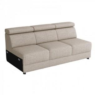 Canapea 3 locuri 3BB, gri...