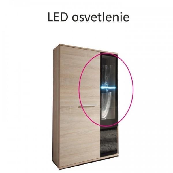 Iluminare LED la mobilă de zi/living,...