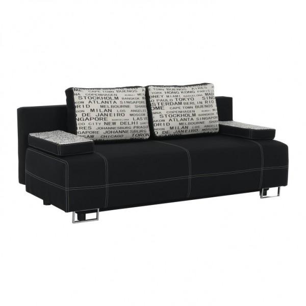 Canapea extensibila cu spatiu de...